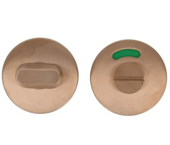Toiletgarnituur BASIC LBWC50 8 mm PVD Mat Brons