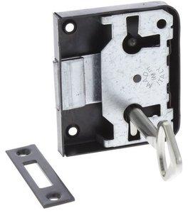 Starx meubelslot opleg rechts en links 30 mm zwart