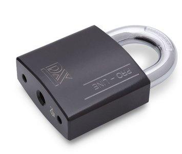 Hangslot DX PRO-line HSPRO 60 O BE Zwart SKG**®