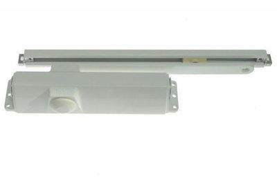 Deurdranger Dorma TS 90-Impulse met glijarm wit
