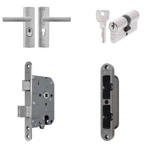 AXA Achterdeur veiligheid set PC55