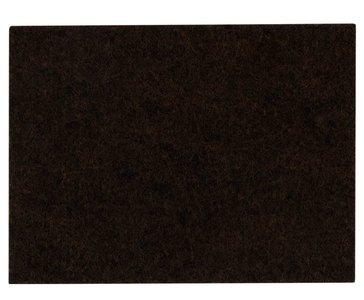 Starx anti-krasvilt vierkant zelfklevend 75 x 100 mm zwart
