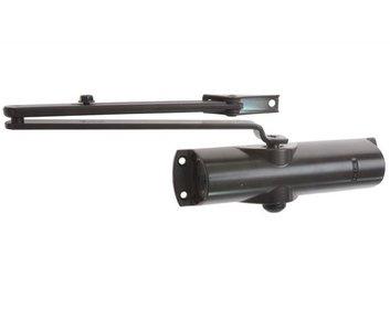 Deurdranger Geze TS-1000 C met schaararm Bruin