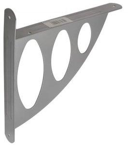 Plankdrager Ovaal Open Grijs 194x200