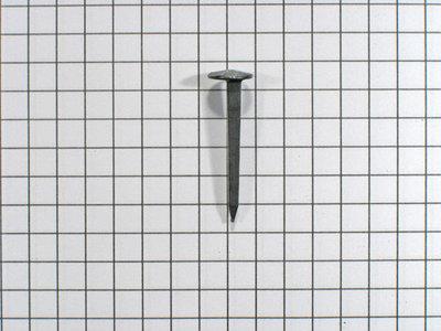 Gesmede spijker 25 mm