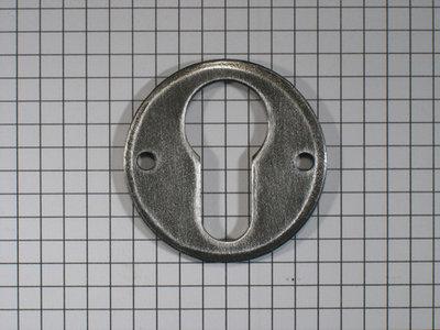 Cylinderslotplaat