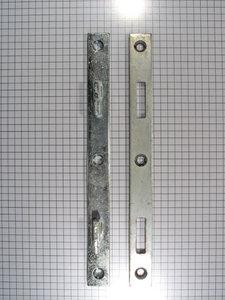 Berliner bedhaak dubbel 18 cm.