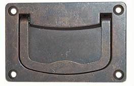 Infreesgreep donker brons