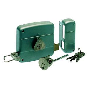 Oplegslot Cisa 60 mm DIN L1