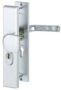 Hoppe veiligheidsbeslag PC55 SKG*** met kerntrekbeveiliging knop/kruk