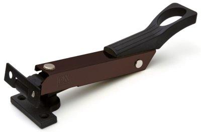 Raamuitzetter wegdraaibaar bruin-zwart