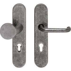 SKG3 Veiligheid-garnituur greep/kruk PC72 oud grijs