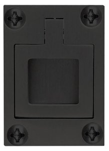 Luikring PIET BOON PB51 Mat Zwart 51 x 38 mm
