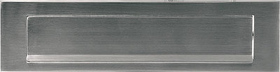 Briefplaat Timeless F535 PVD Glans Nikkel