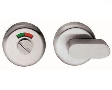 WC-sluiting 8 mm Nobile RVS