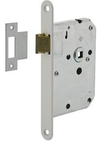 Intersteel Loopslot Met Witte Voorplaat 20X175 mm