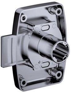 Opschroefslot Doornmaat 30 mm Deurdikte: 28 mm