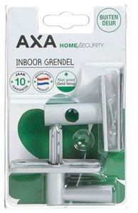 AXA Insteekgrendel Met Sluitplaat Aluminium F1 25 mm
