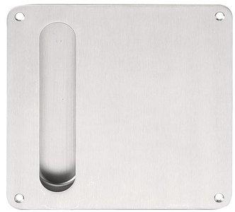 Schuifdeurkom BASIC LB170 Mat RVS