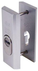Nemef 3442 Veiligheid-Rozet Met Kerntrek-beveiliging SKG*** Aluminium F1