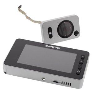 Intersteel Digitale Deurcamera 2.1 met bewegingssensor en belfunctie