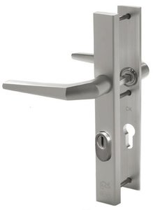 Nemef 3427 veiligheidsbeslag kruk/kruk anti kerntrek SKG*** PC92