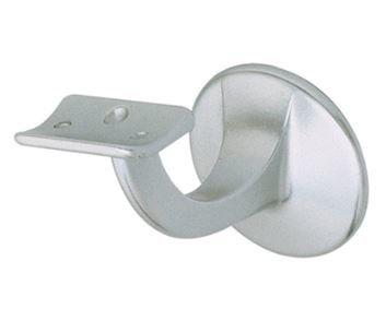 Leuninghouder Blind Hol Aluminium F1