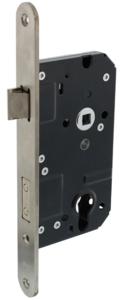 SKG** Veiligheidsslot PC72 mm met afgeronde voorplaat 25 x 238 mm