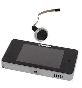 Digitale deurcamera met spion DDV 1.1 met trilfunctie