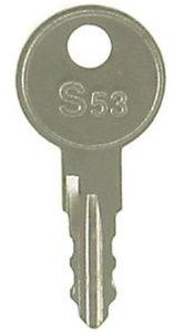 NEMEF SLEUTEL S53 T.B.V. 53PK EN 2566