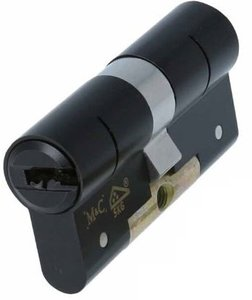 M&C Condor cilinder Zwart 30/30 SKG***
