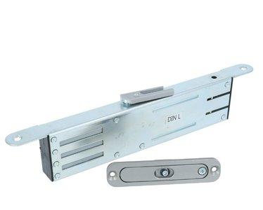 Softclose deursluiter voor houten deuren DIN Links
